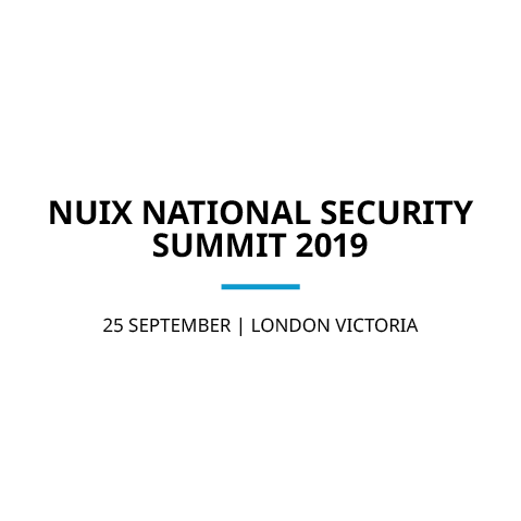 Nuix National Security Summit 2019