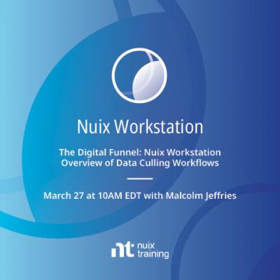 The Digital Funnel: Nuix Workstation Overview of Data Culling Workflows